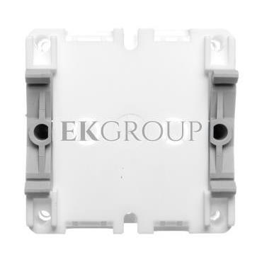 Puszka instalacyjna jednopolowa do kanałów elektroinstalacyjnych P1kn71x71 36070206-178076