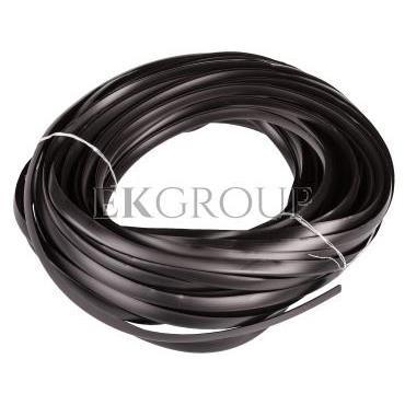 Osłona krawędzi z PCV czarna OKU 4/2 E01PK-01060100700 /25m/-177476