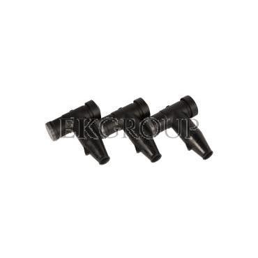 Głowica konektorowa kątowa 95-240mm2 CTS 630A 24kV 95-240/EGA z końcówkami śrubowymi 220775 /komplet na 3 żyły/-176081