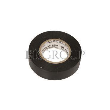 Taśma izolacyjna 19mm x 20m PVC Temflex 1500 czarna XE003411776/7000106680-178147