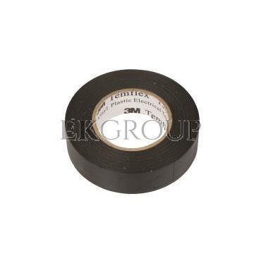 Taśma izolacyjna 19mm x 20m PVC Temflex 1300 czarna DE272962783/7000062619-178169
