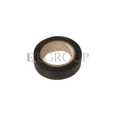 Taśma izolacyjna 15mm x 10m PVC Temflex 1300 czarna DE272962684/7000062609-178174