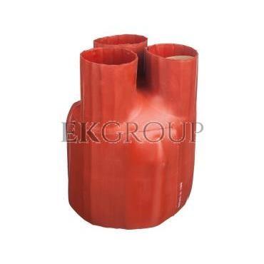 Palczatka do rur 160mm SEH3-R-160 /175-56/ czerwona 5-3004-177508