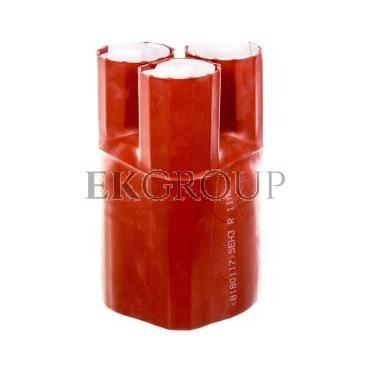 Palczatka termokurczliwa SEH3-R-110 135-56 czerwona 5-3003-177524