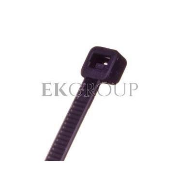 Opaska kablowa odporna na UV TKUV 20/5 czarna E01TK-01050101201 /100szt./-180912