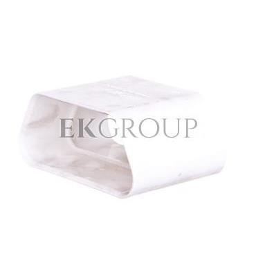 Złączka do kanału PVC biały DUC 9035 7425912-179155