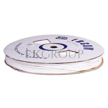 Profil okrągły PCV biały do nadruku DPO 5,2/125 biały E04ZP-04020300800-182935