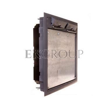 Kaseta podłogowa zasilająca 8-modułowa 264x242mm GES9/55U V 7011 7405037-179968