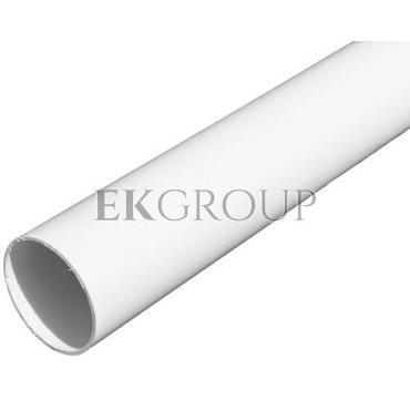Rura elektroinstalacyjna sztywna RL 22mm biała RL 22-2 33450 /2m/-182393