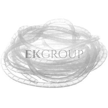 Wąż osłonowy spiralny 14/12mm transparentny SP15 /10m/-181281