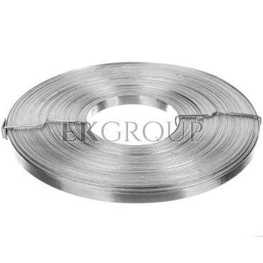 Taśma aluminiowa 10x1mm TALU10X1 /1kg ok. 37m/-179310