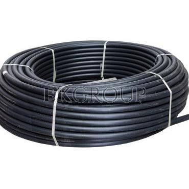 Rura osłonowa kabla optycznego OPTO czarna HDPE 40X3,7 /250m/-182611