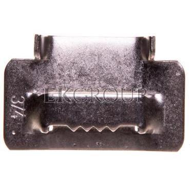 Zapinka /klamerka/ do taśm stalowych TSR 304 A304/19 E01TK-04030100401-179305