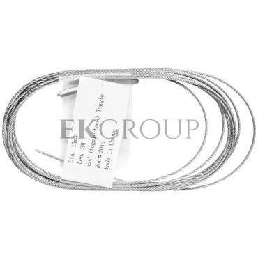 Zawiesie linkowe 1,5mm 3m SLK15L3T 196523-180585