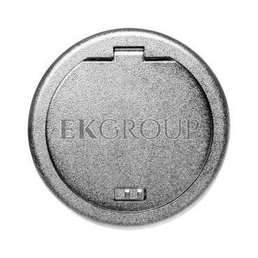 Kaseta podłogowa z gniazdem 16A   USB GESRN2USBN 7405716-179951