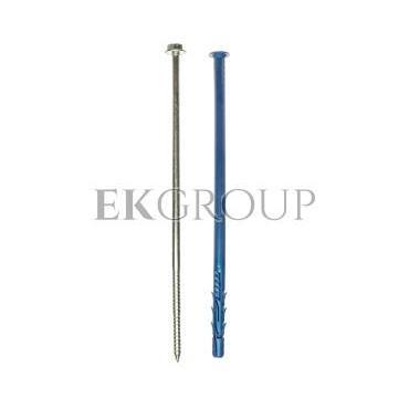 Kołek ramowy fi10 z łbem sześciokątnym 10x240 R-FF1-N-10K240 /25szt./-180265
