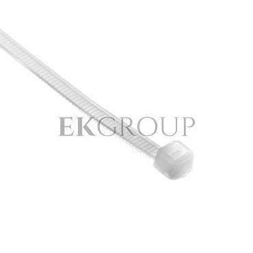 Opaska kablowa 250x3,6 biała ITA036250W /100szt/-181068