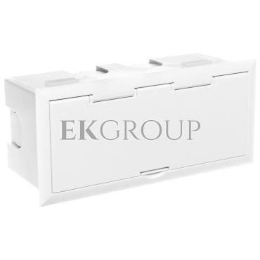 Zestaw wielofunkcyjnej puszki przyrządowej p/t do podłóg betonowych KOPOBOX MINI B HB-182324