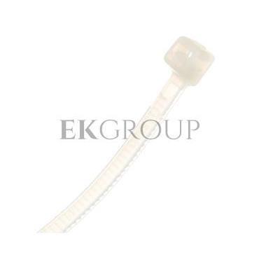 Opaska kablowa naturalna OPK 2,5-160-N /100szt./-181076