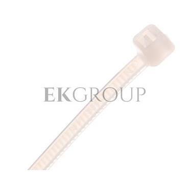 Opaska kablowa naturalna OPK 3,6-300-N /100szt./-181087