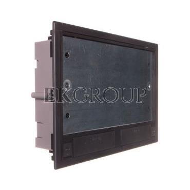 Simon Connect Puszka SF podłogowa sześciokrotna 12xK45   2xSM302/9 szary grafit SF670/14-182249