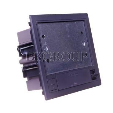 Simon Connect Puszka SF podłogowa podwójna 4xK45 70mm   SM202/9 szara SF270/1-182279