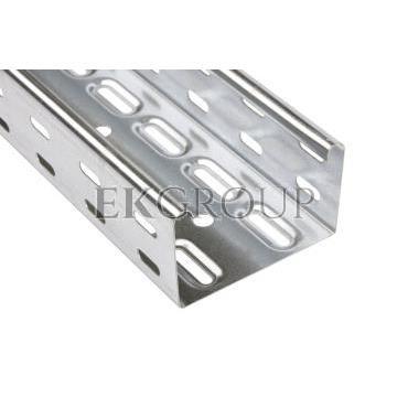 Korytko kablowe perforowane 100x60 grubość 0,75mm LKS 610 FS 6048854 /2m/-180042