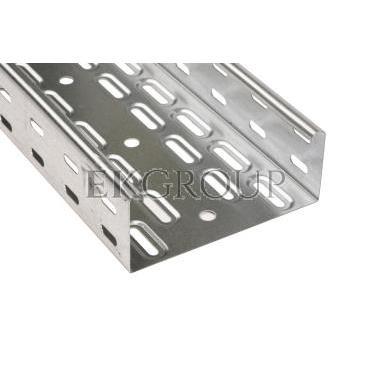 Korytko kablowe perforowane 150x60 grubość 0,75mm LKS 615 FS 6048860 /2m/-180043