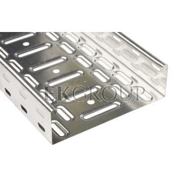 Korytko kablowe perforowane 200x60 grubość 0,75mm LKS 620 FS 6048870 /2m/-180044