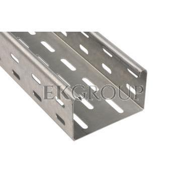 Korytko kablowe perforowane 100x60 grubość 1mm MKS 610 FS 6055109 /3m/-180064