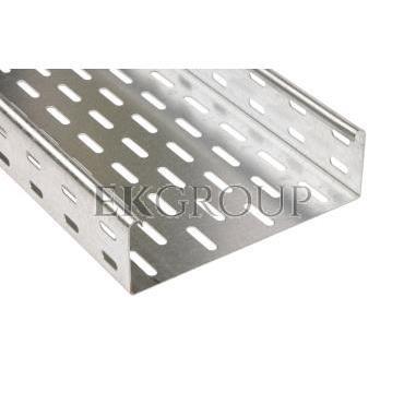 Korytko kablowe perforowane 200x60 grubość 1mm MKS 620 FS 6055206 /3m/-180065