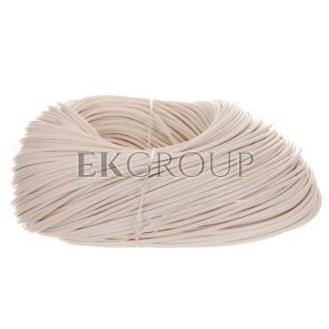 Wąż PCV 3x0,5 biały E05ME-03020102600 /200m/-181260