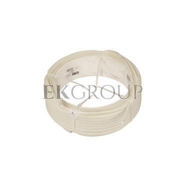Koszulka elektroizolacyjna z włókna szklanego OSKS-6 biała E05ME-03010201001 /50m/-181213