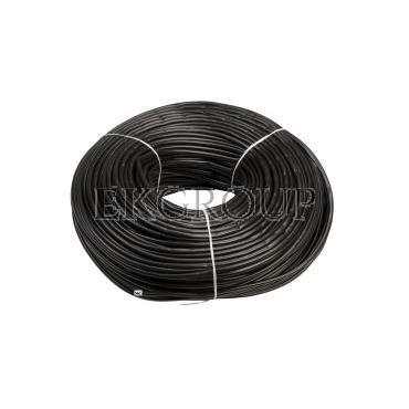 Wąż PCV 6X0,5 czarny E05ME-03020105300 /200m/-181214