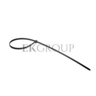 Opaska kablowa odporna na UV TKUV 50/8 czarna E01TK-01050102001 /100szt./-180892