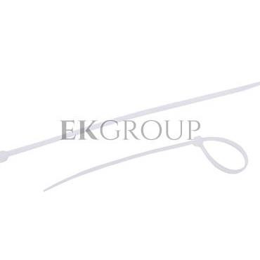 Opaska kablowa TK 20/3,6 naturalna E01TK-01010100801 /100szt./-180804