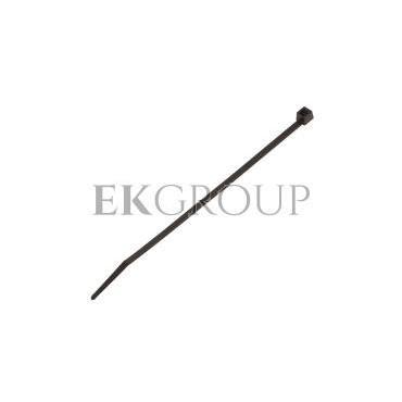 Opaska kablowa 140x3,6 czarna UV BMN1436 / 5309 /100szt./-180829