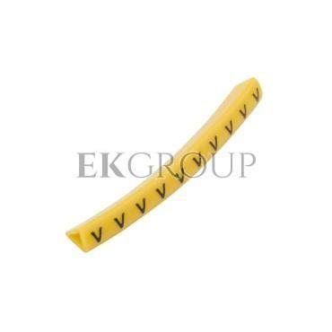 Oznacznik przewodów OZ-1/V E04ZP-01020204400 /100szt./-181299