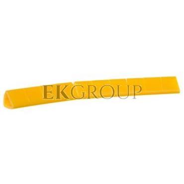 Oznacznik przewodów OZ-1/BN żółty E04ZP-01020205900 /100szt./-181334