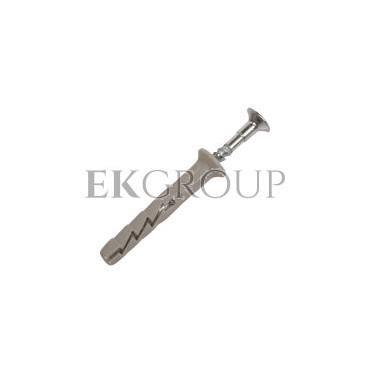 Kołek szybkiego montażu fi6 bez kołnierza 6x40 FX-06L040 /200szt./-180173