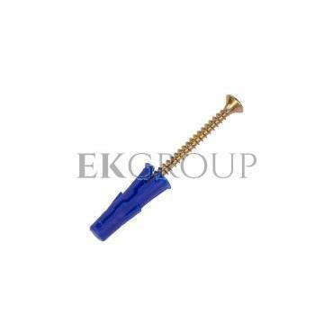 Kołek rozporowy fi8 z wkrętem krzyżowym 4,5x50 UNO-08 450 /100szt./-180181