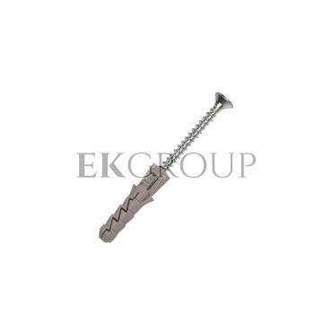 Kołek rozporowy fi6 z wkrętem krzyżowym 4x50mm FIX-06 450 /200szt./-180186