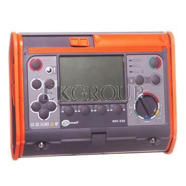 Miernik parametrów instalacji elektrycznych MPI-530 WMPLMPI530-185652