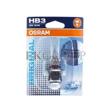 Żarówka samochodowa HB3 60W ORIGINAL 12V 9005-01B 4008321171214-190659