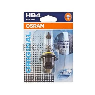 Żarówka samochodowa HB4 51W ORIGINAL 12V 9006-01B 4008321171238-190676