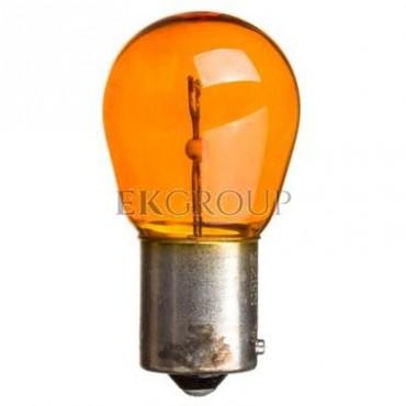 Żarówka samochodowa BAU15s 12V PY21W pomarańczowa N581-02B NEOLUX-190724