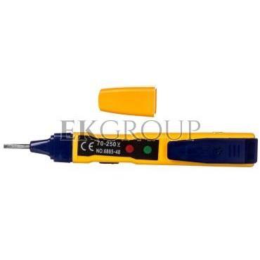 Tester napięcia LED 0-250V 2xLR44 MS-48A M0048-186457