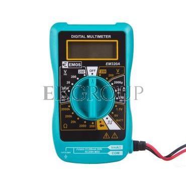 Multimetr cyfrowy EM320A M0320-185725