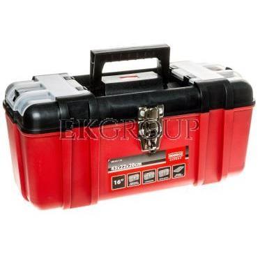Skrzynka narzędziowa 420x215x195mm MODECO MN-03-110-188294
