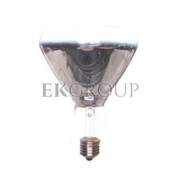 Promiennik podczerwieni przeźroczysty R123 E27 175W 230V z podwójnym odbłyśnikiem PRO-1988-186537